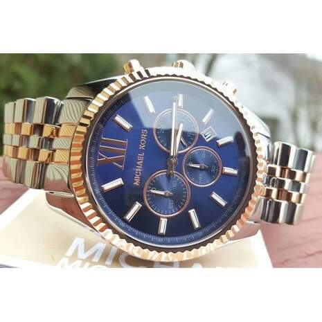 Michael Kors Mk8412 Completo Cx.manual