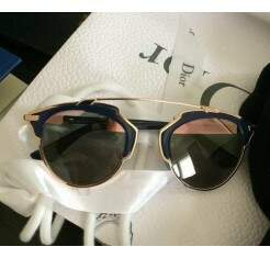 Oculos Dior So Real Original - bleu marine