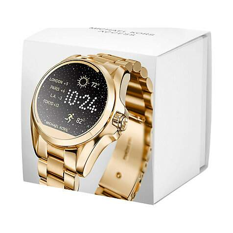 Relogio Michael Kors Digital Smartwatch Access 96ffa29c97