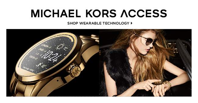 2390cd955b3 Relogio Michael Kors Digital Smartwatch Access