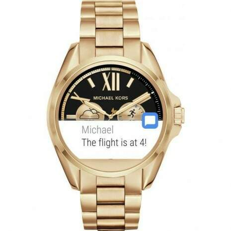 Relogio Michael Kors Digital Smartwatch Access