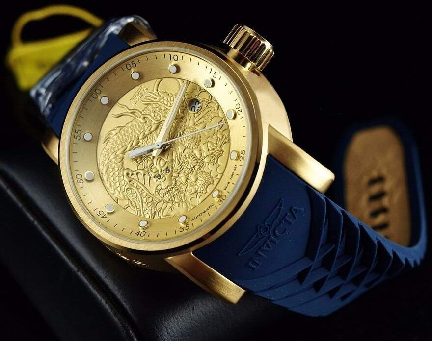 Relogio Yakuza Dragon Invicta 18215
