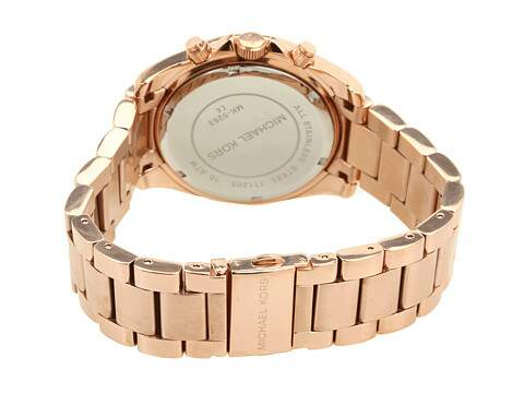 Relogio Michael Kors Mk5263 Blair Original
