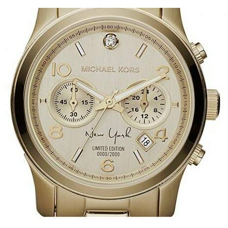 Relógio Michael Kors MK5662 New York Limited Edition