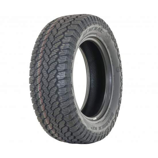 Pneu Aro 18 General Tire 265/60R18 110H Grabber AT3