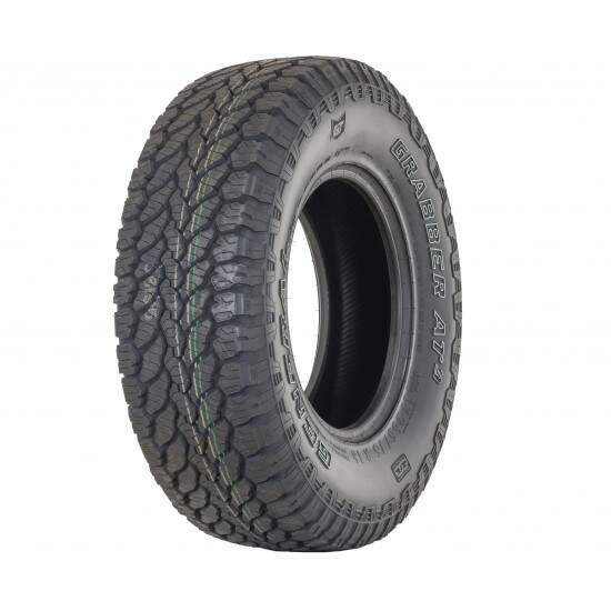 Pneu Aro 16 General Tire 265/75R16 123/120S Grabber AT3