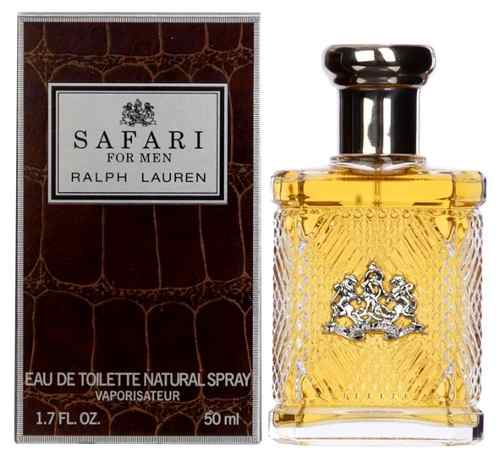 RALPH LAUREN - Safari For Men Eau de Toilette Masculino
