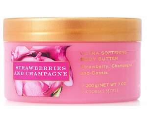 VICTORIA SECRETS - Strawberries & Champagne Butter