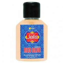 Jells Essência Red Blue Hot 30 ml  - Kalya