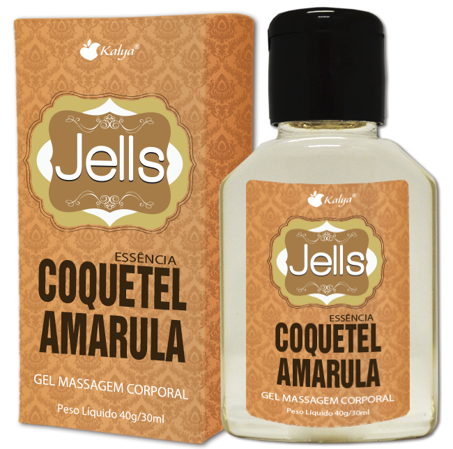 Jells Coquetel Amarula Hot- 30 ml