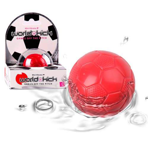 Bola vibratória massageadora - WORLD KICK JAPAN - XMYBOX PP