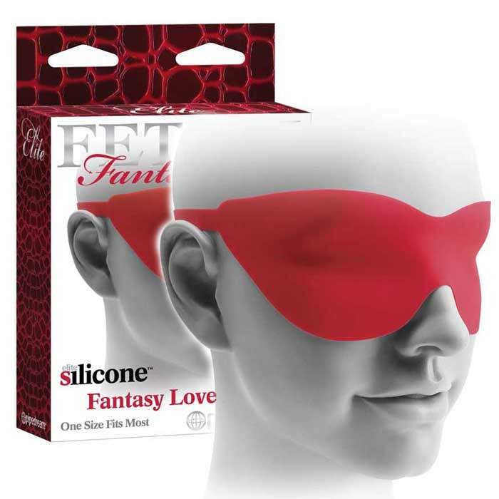 Venda em silicone - FANTASY LOVE MASK - PIPEDREAM