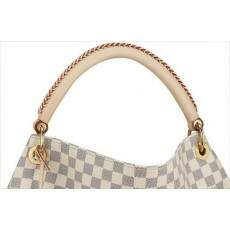Bolsa Louis Vuitton Artsy Canvas Damier Azur