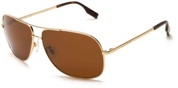 BOSS by Hugo Boss Men\\\'s 0395 Polarized Aviator Sunglasses