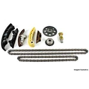 Kit Corrente Parcial VW Golf 3.2 V6 24V Ano 2003 Até 2006