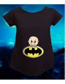 CAMISETA BABY BATMAN