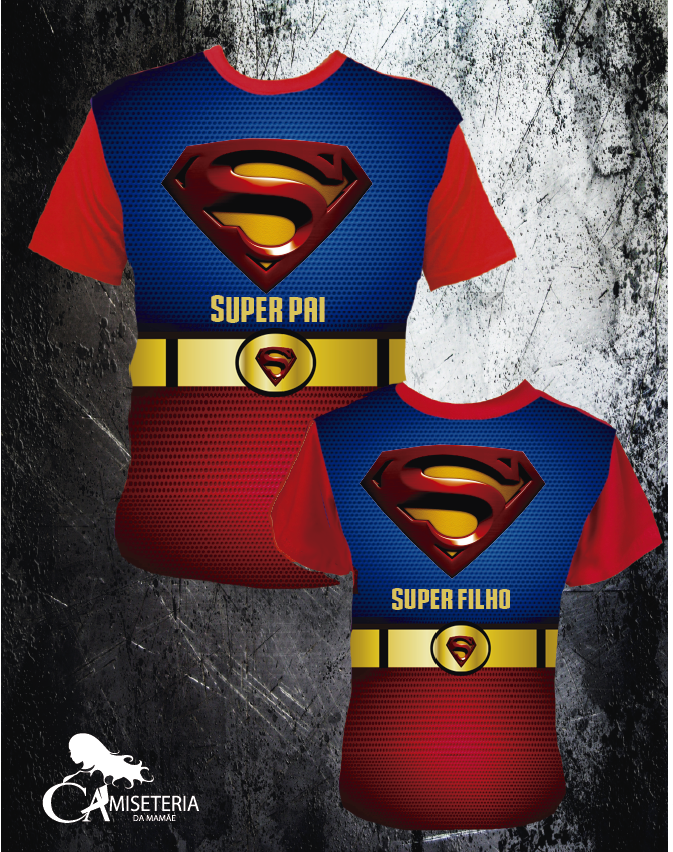 KIT VESTE SUPERMAN