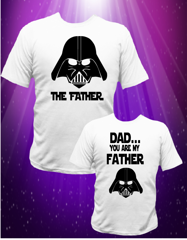 KIT YOU ARE MY FATHER (STAR WARS)