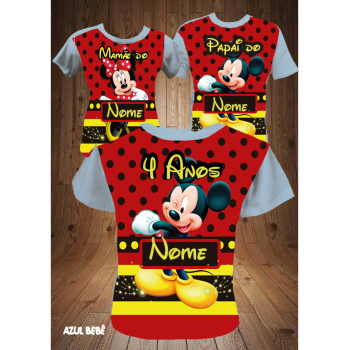 KIT ANIVERSARIO MICKEY _ MINNIE  MOUSE