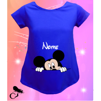 CAMISETA MICKEY/MINNIE ESPIÃO