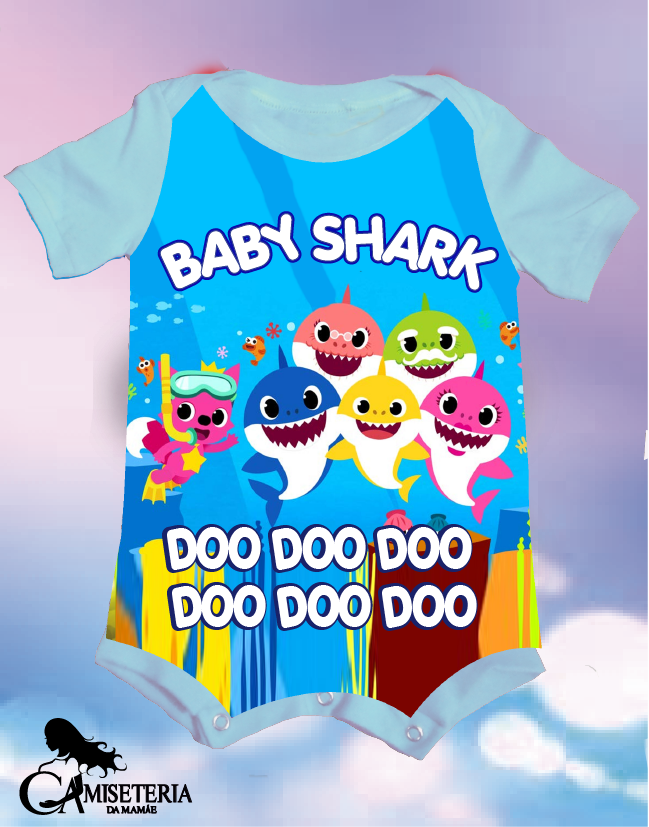 BODY BABY SHARK MAR
