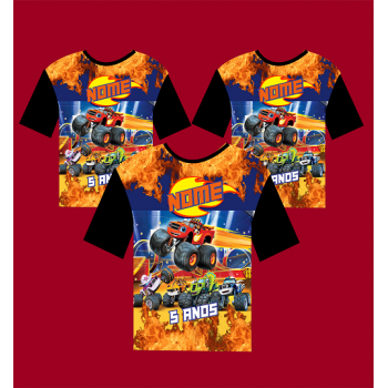 KIT Blaze and the Monster Machines