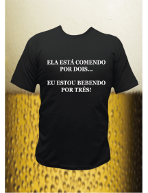CAMISETA SHE IS