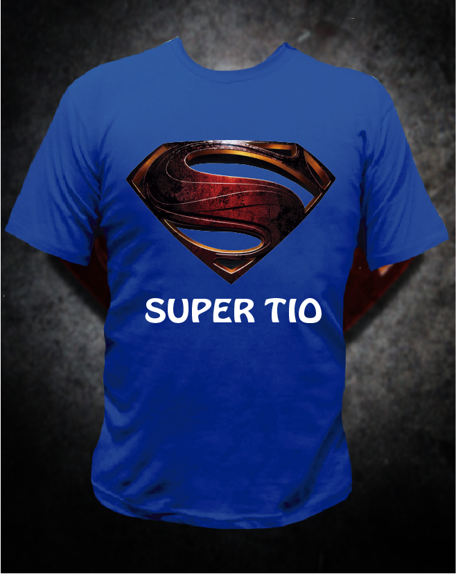 CAMISETA SUPER TIO