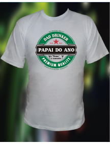 CAMISETA DAD DRINKER