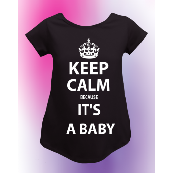 CAMISETA KEEP IT´S