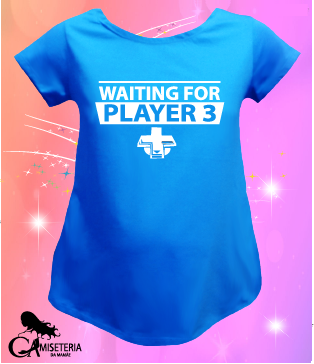 CAMISETA PLAYER 3