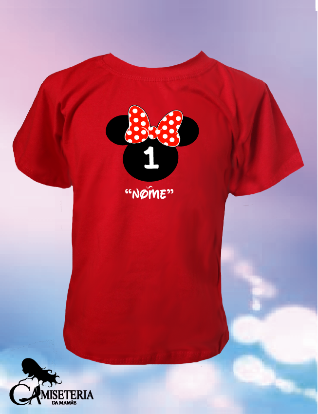 CAMISETA MICKEY/MINNIE