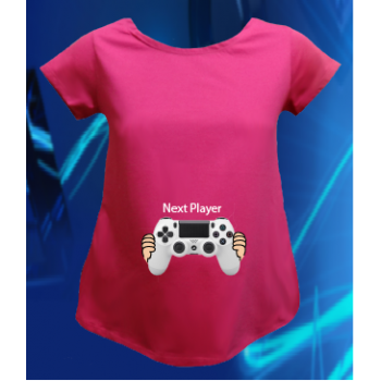CAMISETA NEXT PLAYER