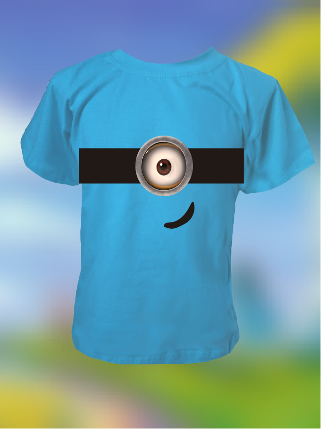 CAMISETA / BODY MINION 1 OLHO