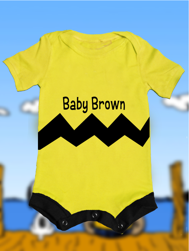 BODY CHARLIE BROWN
