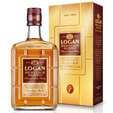Whisky Logan Heritage Blend - 700ml Grad.Alc. 40%
