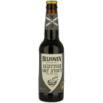 CERVEJA INGLESA BELHAVEN SCOTTISH STOUT 330ML