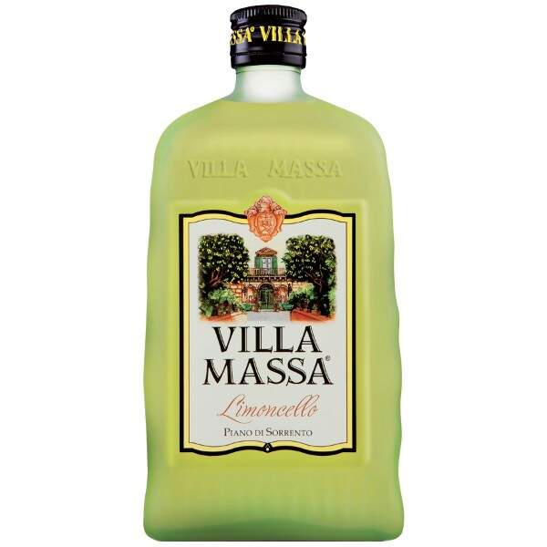 LICOR LIMONCELLO VILLA MASSA ITALIANO 700ML
