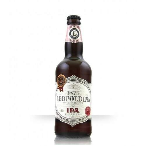 Cerveja Nac. Leopoldina Ipa India Pale Ale 500ml