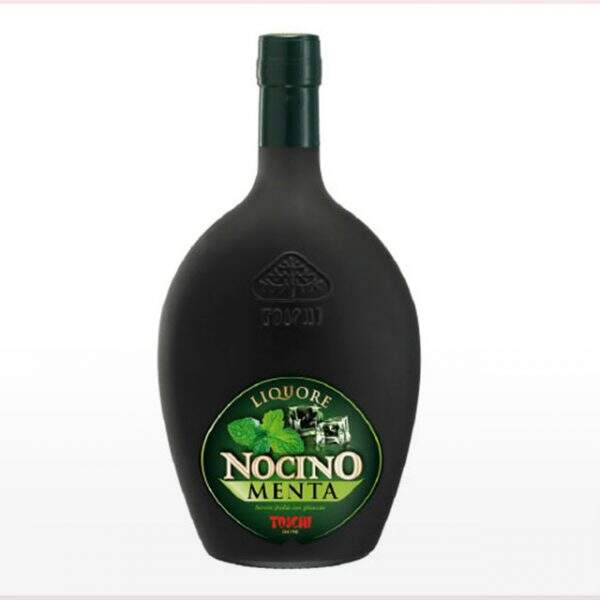 Licor Italiano Nocino Menta Toschi 700ml