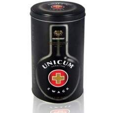 Licor  Hungria Unicum 700ml com Lata