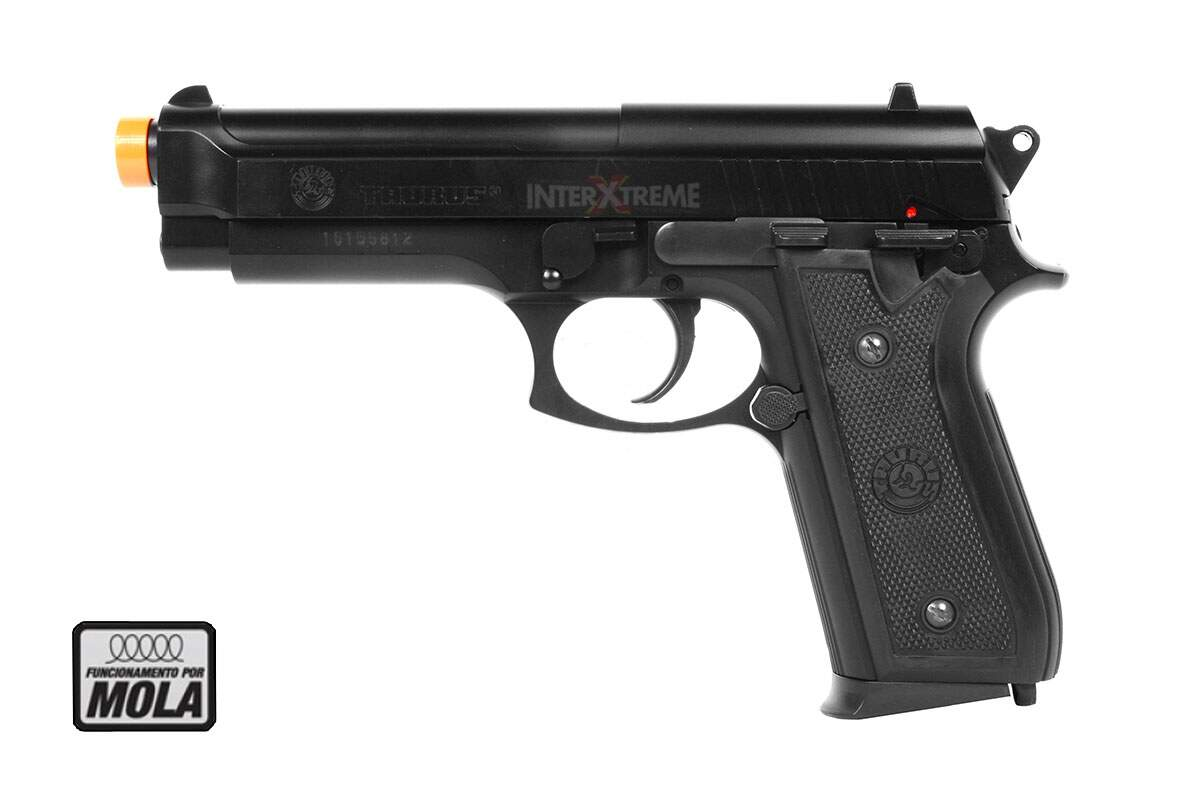 Pistola Airsoft Taurus PT92 Cal. 6mm 328 FPS