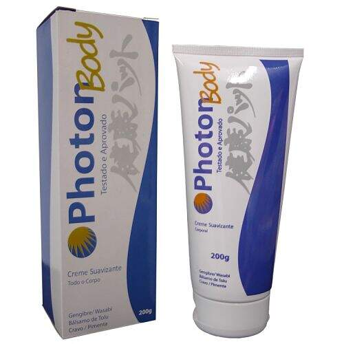 Creme Suavizante Photon Body 200g - Kenko Patto