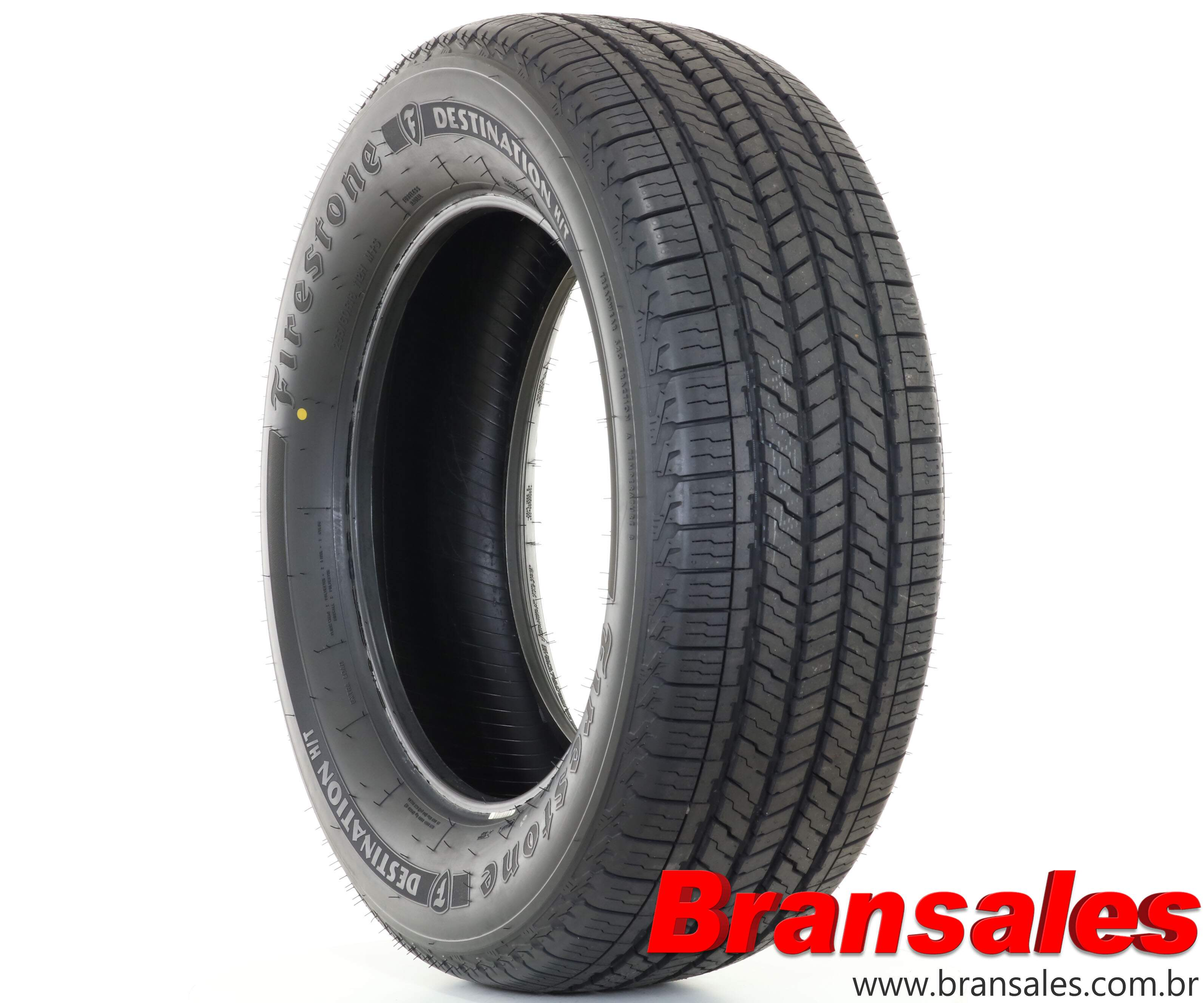 PNEU 255/60 R18 112H DESTINATION H/T FIRESTONE