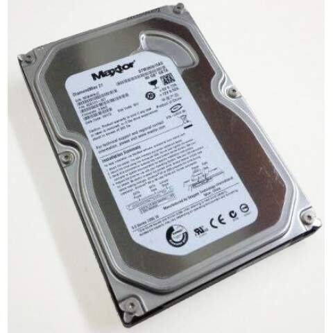 HD Sata Maxtor 80gb 7200 Rpm Para Desktop 3,5 Semi Novo