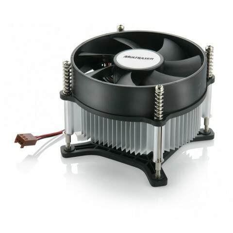 Cooler Multilaser GA043 P/ Intel Lga 775 Core 2 Duo E6850 P4