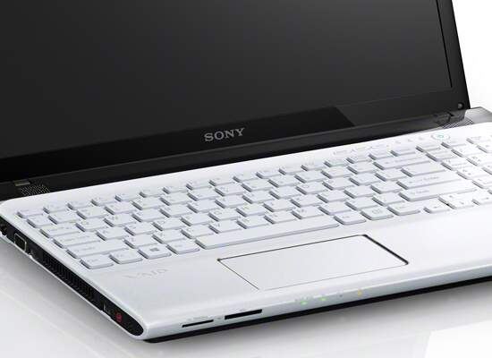 Notebook Sony Vaio Core I3-3110m Sve15125cbw 4gb 500gb 15