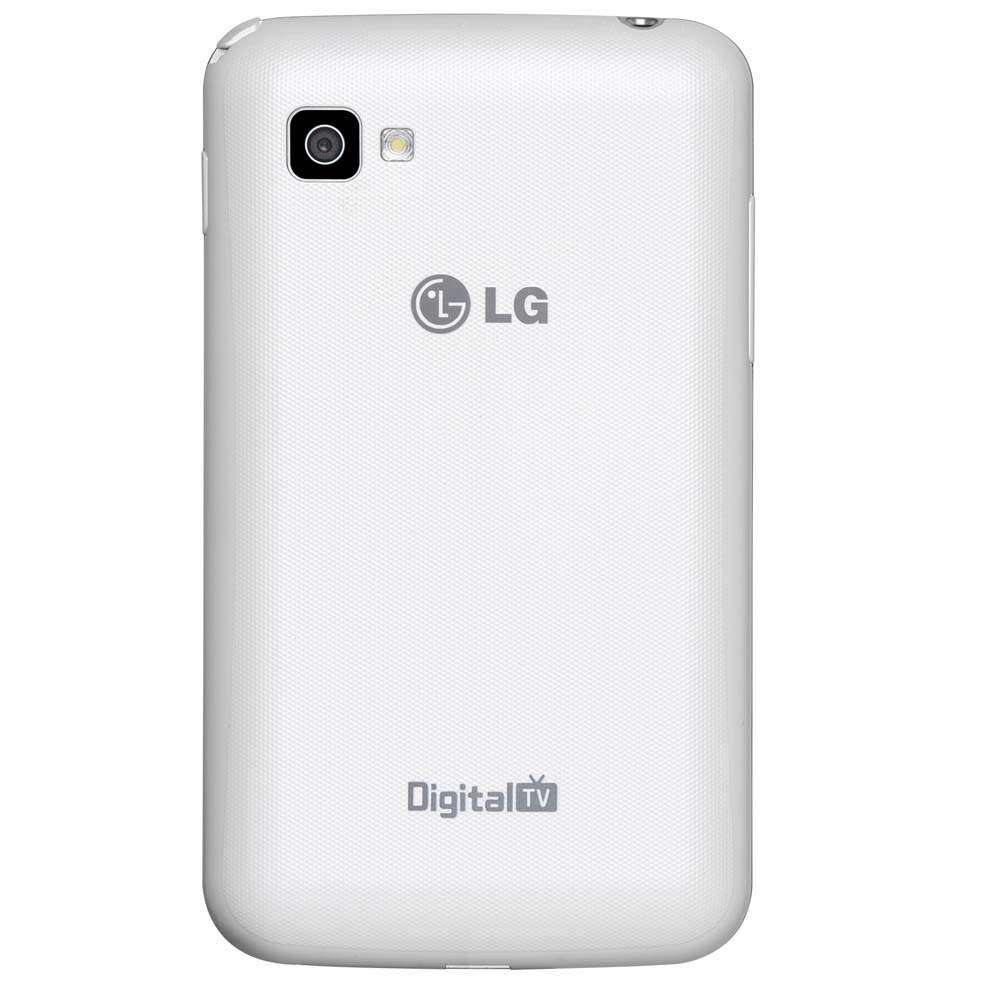 Smartphone Lg Optimus L4 Ii E465 Dual Chip Android 4.1 3g
