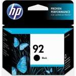 Cartucho Original Lacrado Hp 92 Preto 5ml C9362w Cx 1un