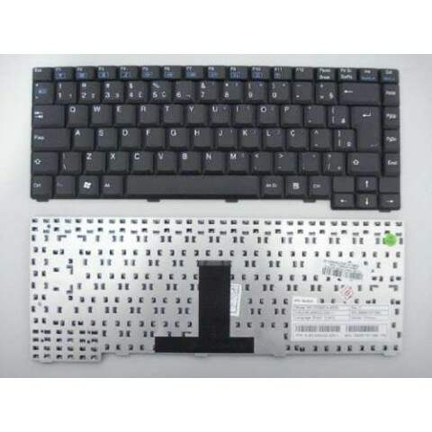 Teclado Positivo Premium Firstline Sim+ Mp-03088pa-4309l